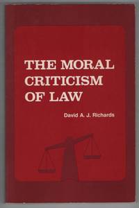 The Moral Criticism of Law