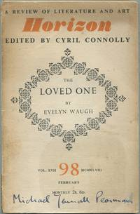 Horizon: A Review of Literature and Art: Vol. XVII, 98, February, 1948: The Loved One