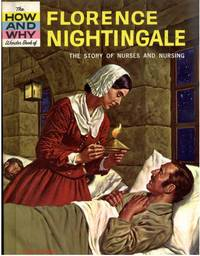 image of THE HOW AND WHY WONDER BOOK OF FLORENCE NIGHTINGALE