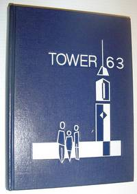 Tower 1963: Yearbook of Victoria College, Victoria, B.C.