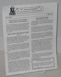 Cheek to Cheek: the gay/lesbian partner dancing newsletter; vol. 1, no. 5, May 1989
