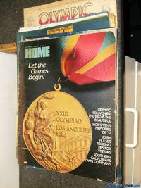 1984 Olympic Magazines/Newspaper supplements (lot of 16) Games of the XXIII Olympiad, Los Angeles, California