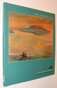 Fine Canadian Art - Auction Catalogue, 18 November 1999, Heffel Fine Art Auction House