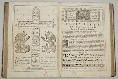 Mutine: Ex Typographia Haeredum Cassiani, 1688. Folio. Full dark brown calf with raised bands on spi...