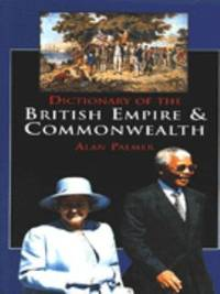 Dictionary of the British Empire and Commonwealth