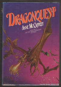 """Dragonquest:  Volume 2 of """"The Dragonriders of Pern."""""""