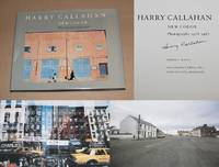 HARRY CALLAHAN: NEW COLOR: PHOTOGRAPHS 1978-1987