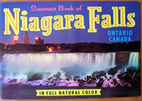 Souvenir Book of Niagara Falls, Ontario, Canada. in Full Natural Color