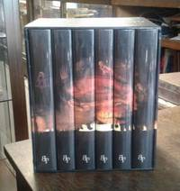 The Adversary Cycle (6 Volume Set in Slipcase) SIGNED Limited Edition #392  of 1000 Copies The Keep, the Touch, Rakoshi, Reborn, Reprisal and  Nightworld