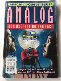 ANALOG:  Science Fiction and Fact: Special Double Issue, January- February 2013.  Vol. CXXXIII (133), No. 1&2.