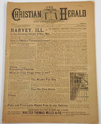 The Christian Herald and Signs of Our Times. December 16, 1891. Volume 14, Number 50
