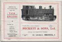 Abridged List of Tank Engines suitable for Collieries, Ironworks, Contractors, Tinplate Works