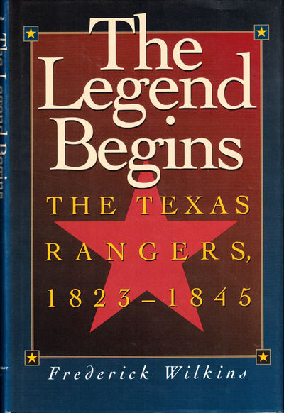 Austin: State House Press, 1996. Hardcover. Very good. xii, 231pp+ index. Very good hardback in a ve...