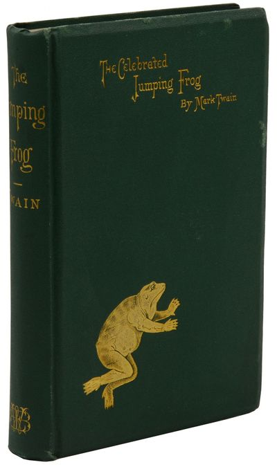 New York: C. H. Webb, 1867. First Edition. Fine. First edition, first issue with one page of publish...