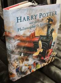 image of Harry Potter and the Philosopher's Stone: Illustrated Edition