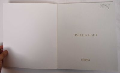 London: Ordovas, 2018. Paperback. VG- light wear and soiling to wraps.. White wraps with stamped let...