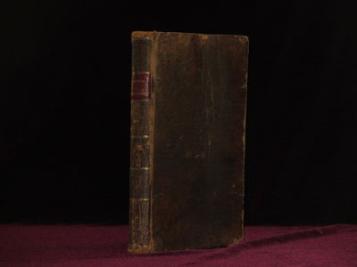 Phildelphia: Thomas Dobson, 1811. First Edition. Very Good-. Octavo, 299 pages, 2 pages of ads at re...
