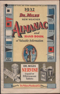 image of Dr. Miles New Weather Almanac and Hand book of Valuable Information.