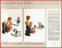 DICK AND JANE EPHEMERA:  DICK, JANE AND SALLY... OLD FRIENDS IN NEW Bo