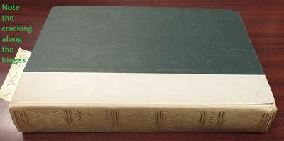 New York: The Viking Press, 1929. 627/1485. Hardcover. Large Octavo; pp 215; Good+ condition hardcov...