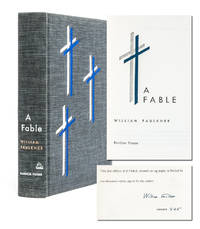 A Fable (Signed Limited Edition) by  William Faulkner - Signed First Edition - 1954 - from Whitmore Rare Books (SKU: 3045)