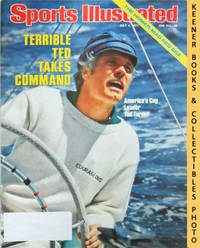 image of Sports Illustrated Magazine, July 4, 1977 (Vol 47, No. 1) : Terrible Ted  Takes Command - America's Cup Leader Ted Turner