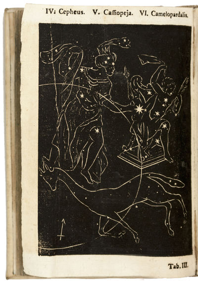 8vo., (11) ff., 260 pp., (7) ff. & 35 full-page & larger woodcuts of constellations, many folding. B...
