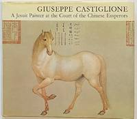 image of Giuseppe Castiglione, a Jesuit painter at the court of the Chinese emperors