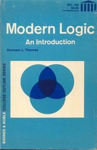 Modern Logic: An Introduction