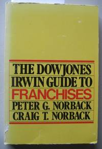 Dow Jones-Irwin Guide to Franchises Revised Edition