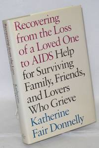 image of Recovering from the loss of a loved one to AIDS