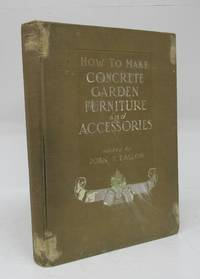 image of How To Make Concrete Garden Furniture and Accessories