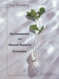 image of Environmental and Natural Resource Economics
