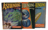 """At the Mountains of Madness"""" in Astounding Stories February-April 1936"""