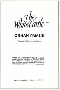The White Castle. Translated by Victoria Holbrook. by  Orhan PAMUK - Paperback - Signed First Edition - 1991. - from Orpheus Books (SKU: 11663)