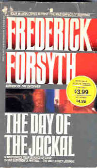 The Day of the Jackal by  Frederick Forsyth - Paperback - 1979 - from Orielis' Books and Biblio.co.uk