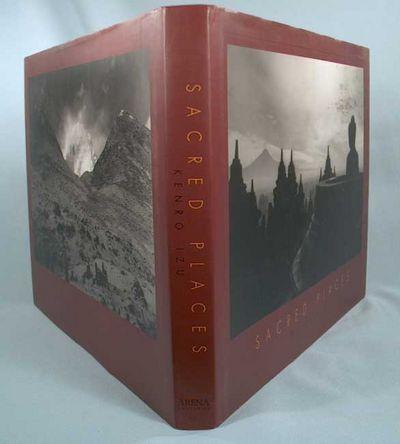 2001. IZU, Kenro (photographs) & Clark WORSWICK (text). SACRED PLACES. Santa Fe: Arena Editions, 200...