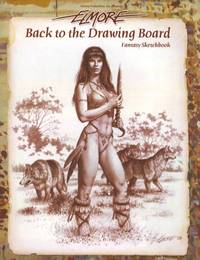 Larry Elmore: Back to the Drawing Board, Fantasy Sketchbook
