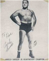 Inscribed Photograph Signed