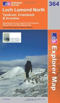 image of Loch Lomond North (OS Explorer Map Series) (OS Explorer Map Active)