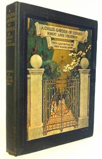 A Child's Garden of Verses [Rare First Edition, First Issue, Fine, Jessie Willcox Smith] by  Robert Louis  J.W.  Stevenson - First edition - 1905 - from Nudelman Rare Books and Biblio.com