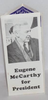 Eugene McCarthy for President