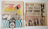 Helix Newspaper (5 Issues: Vol. 6 No. 2, 3, 5, 6, 10) (January - March 1969)