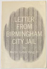 image of Letter from Birmingham city jail