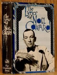 image of Lyrics of Noel Coward