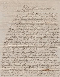 THE CAPPITALISTS HERE IS DOWN ON US MECHANICS FOR STARTING A FOUNDRY. Letter from a foundry worker to his nephew describing the start-up of a mechanic-owned stove foundry in Philadelphia