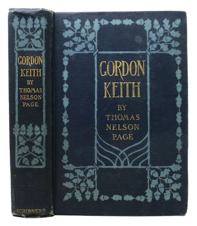 New York: Charles Scribner's Sons, 1903. 1st edition (BAL 15391; Gullans & Espey 189). Blue cloth wi...