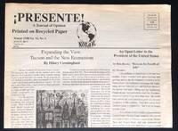 Presente! A journal of opinion. Vol. XI no. 4 (Winter 1990)