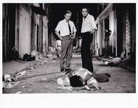 image of French Connection II [French Connection 2] (Original photograph of Gene Hackman and John Frankenheimer on the set of the 1975 film)