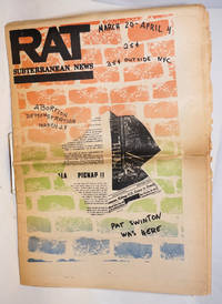 image of RAT subterranean news; Mar.20-Apr.4 [1970]